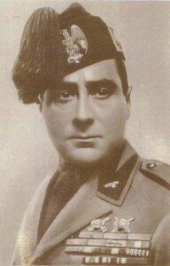 Luogotenente Generale Starace