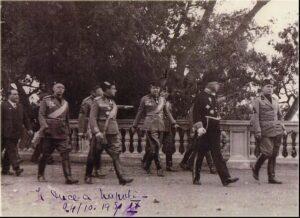 Il Duce a Napoli