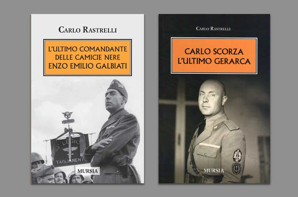 Carlo Rastrelli Bibliografia
