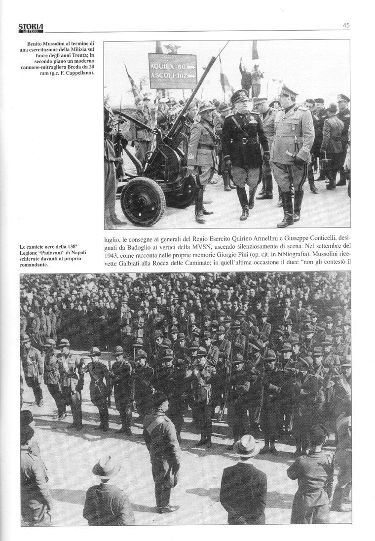 Storia Militare 2004