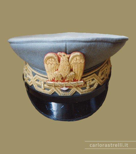 Berretto mod 1940 da Console Generale
