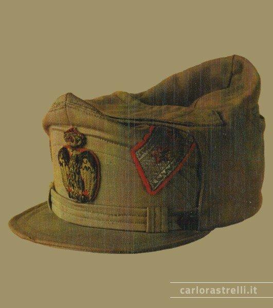 Berretto 1942 da Luogotenente Generale