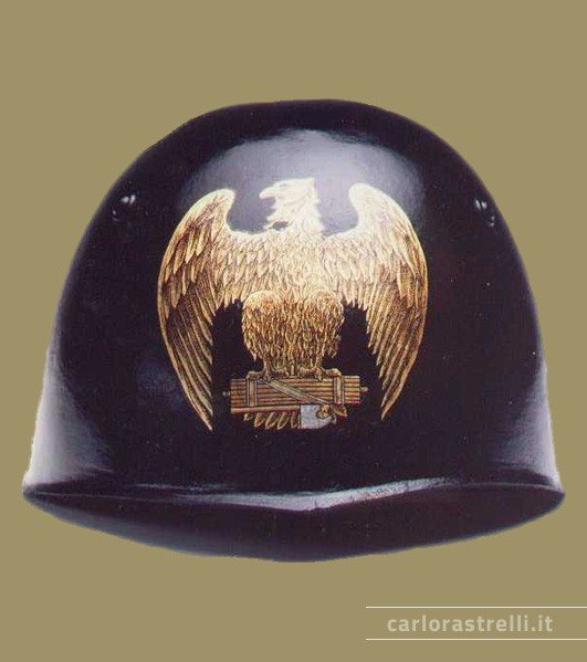 Elmetto mod. 1933 da Ufficiale Generale