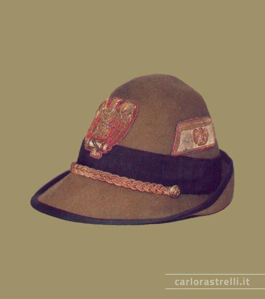 Cappello alpino mod.1935