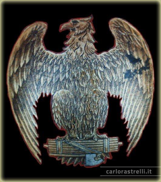 Fregio Aquila 1931