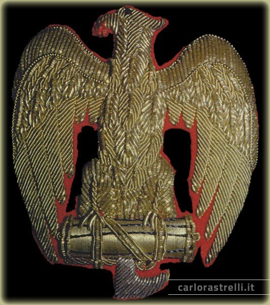 Fregio Aquila 1935
