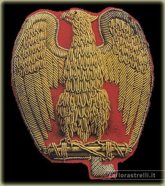 Fregio Aquila 1935/38
